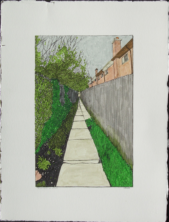 Alley with No Alley
