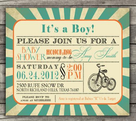 Free printable vintage baby shower invitations paperinvite vintage baby shower invitations dolanpedia ideas filmwisefo Images