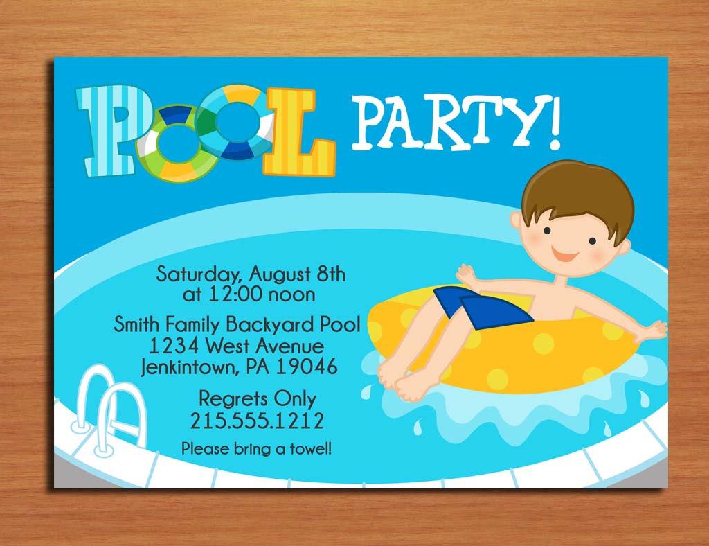 Prepare Invitation Card