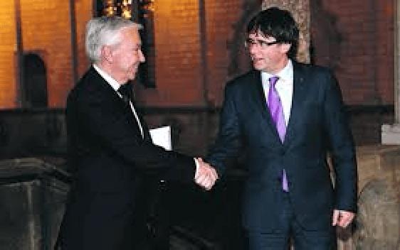 La Gene també compra la patronal separatista CECOT: li dona 2.000.000€ el 2015