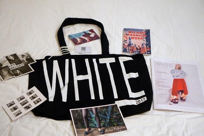 White Milano Media