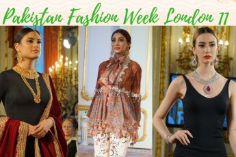 Pakistan Celebrates 70th Anniversary with Regal Fashion Week in London