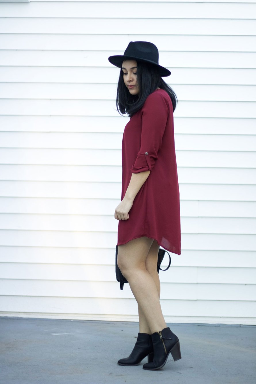 styling dress hat