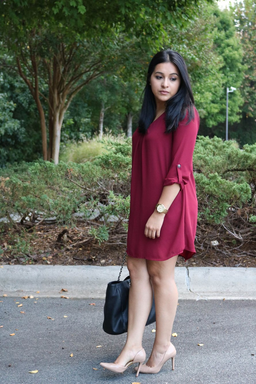 styling dress classic