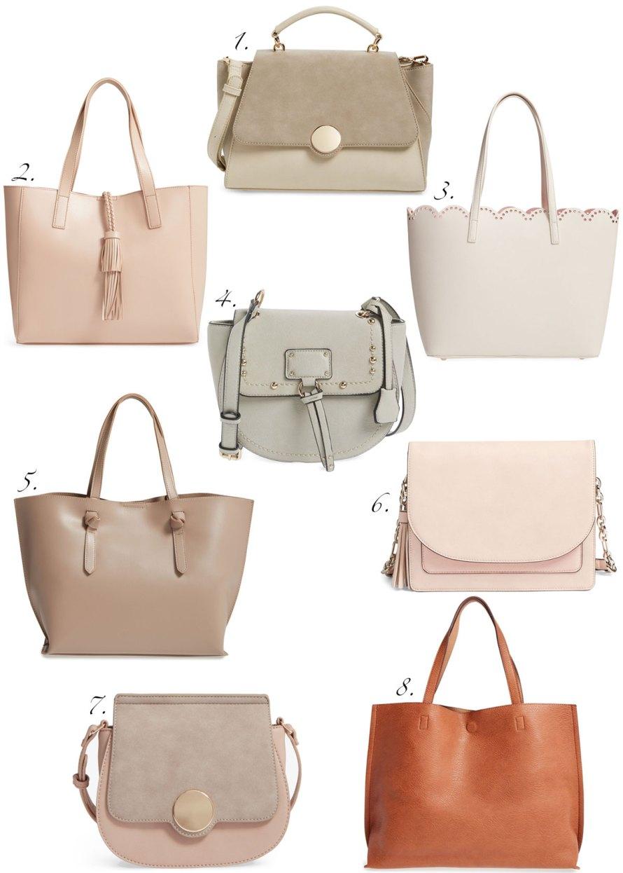 spring bags