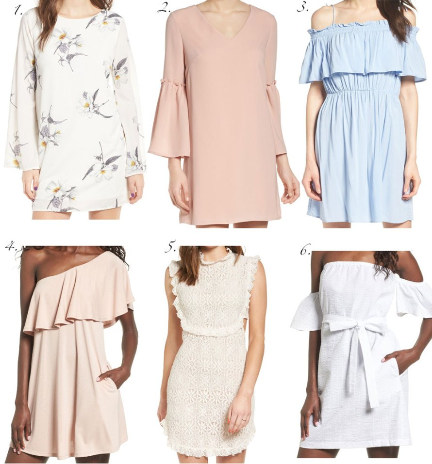 nordstrom half yearly sale dresses