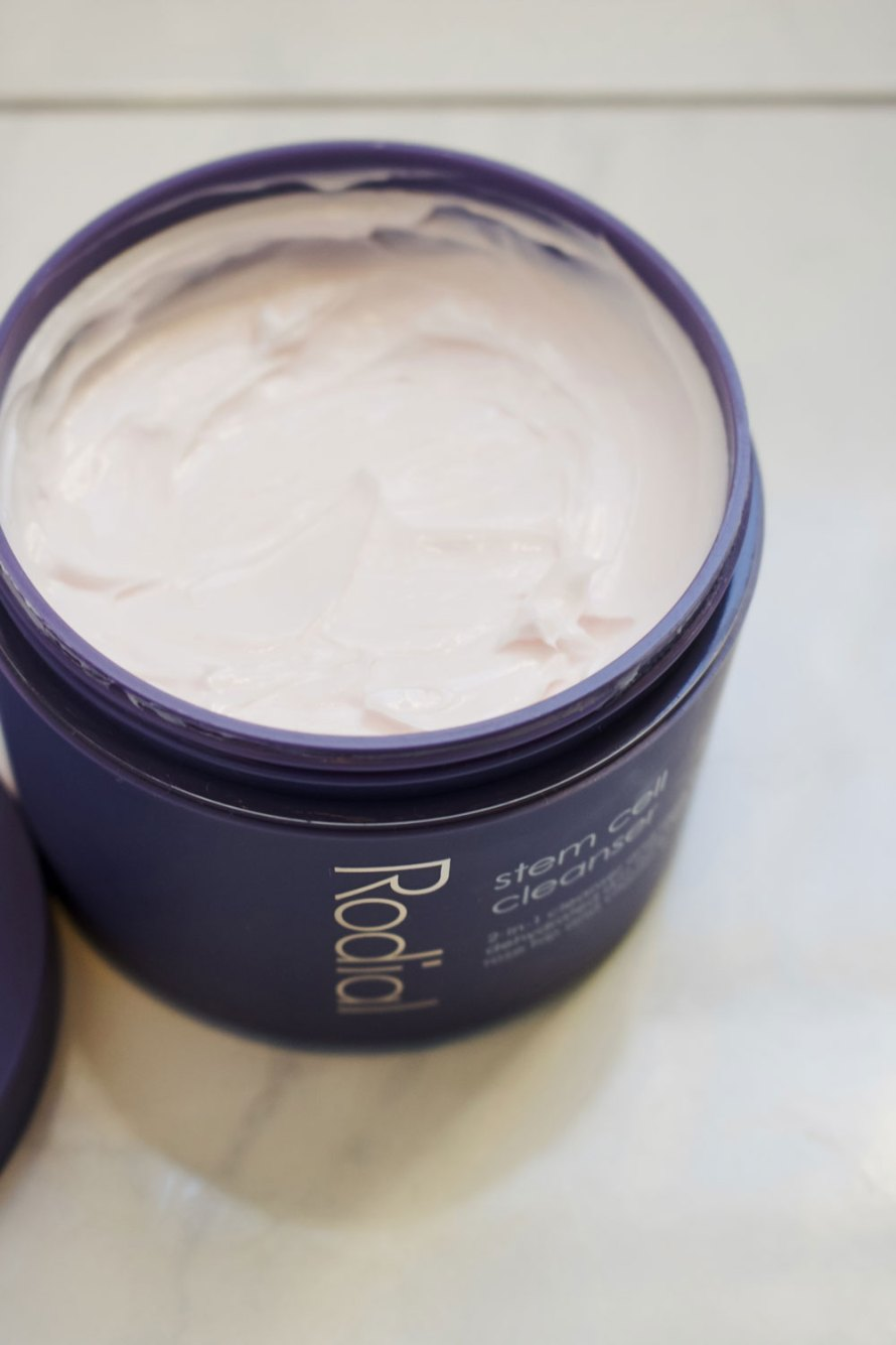 rodial face cream cleanser product review