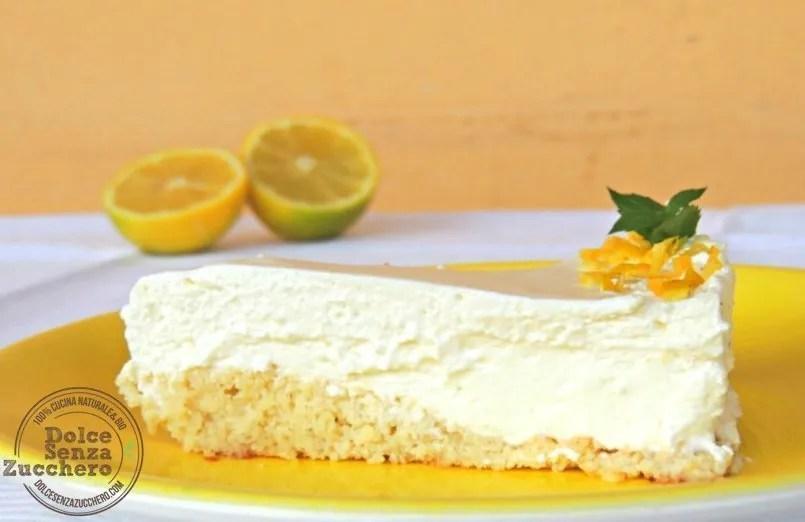 Cheesecake al limone e mandorle (2)