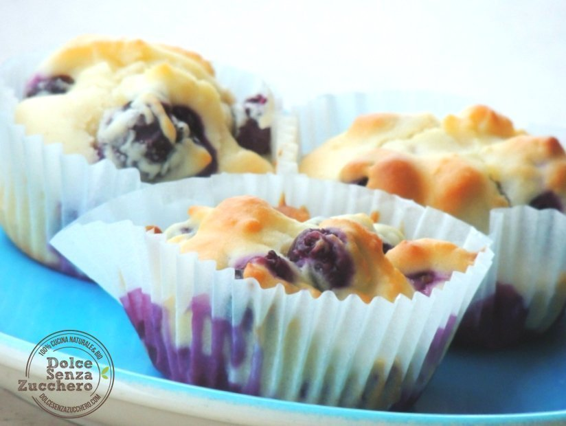 Muffin con Mirtilli (1)