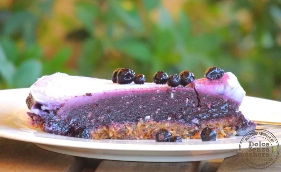 Torta Mirtilli e Frutta secca (1)