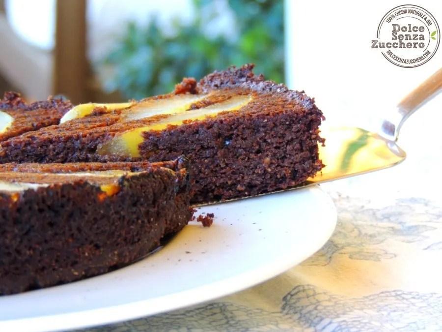 Torta carrube e pere (6)