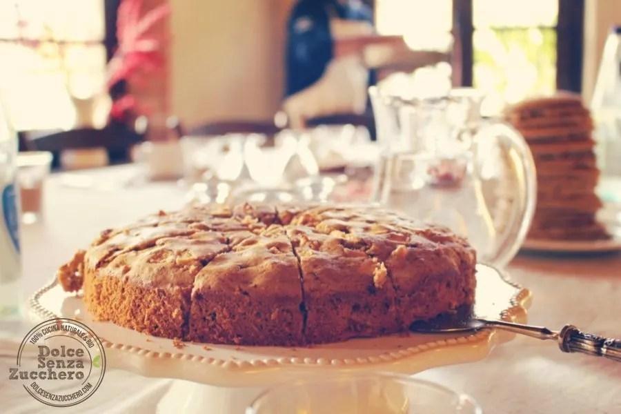 Torta di Mele Soffice (Anche Senza Glutine) + Giveaway