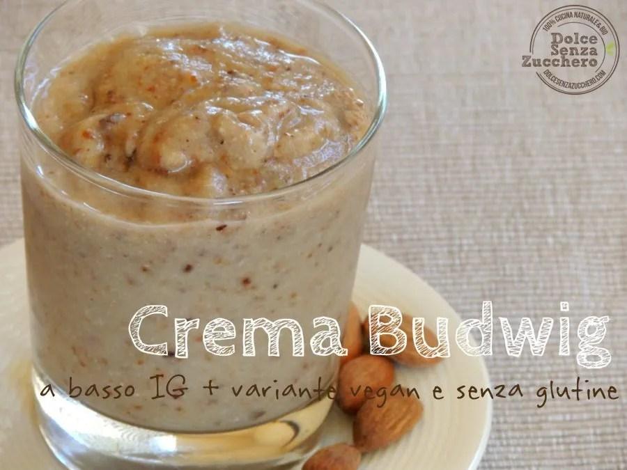 Crema Budwig a Basso Indice Glicemico (5)