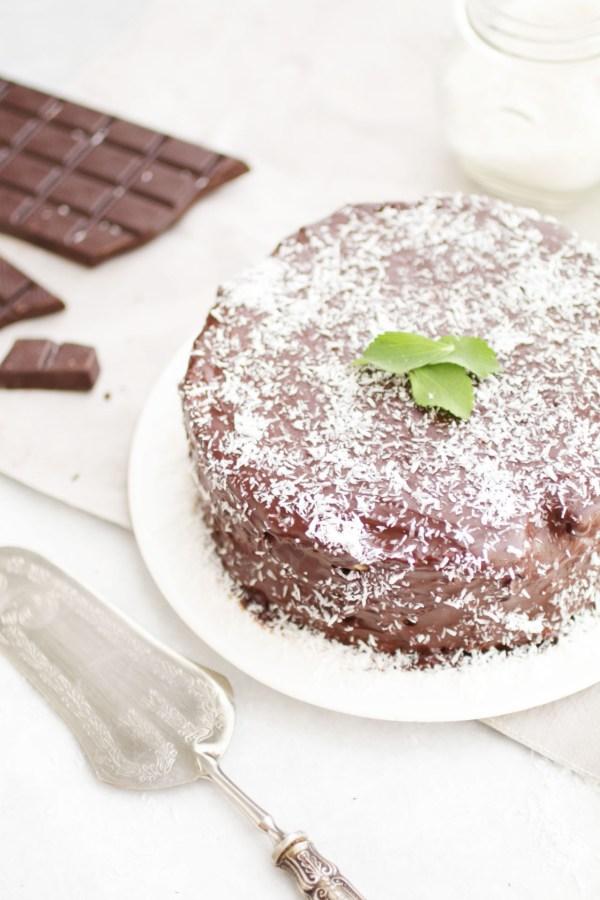 Torta al cocco_Dolce Senza Zucchero (2)