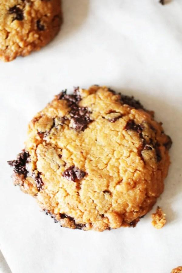 Biscotti al Burro di arachidi con gocce di cioccolato (6)