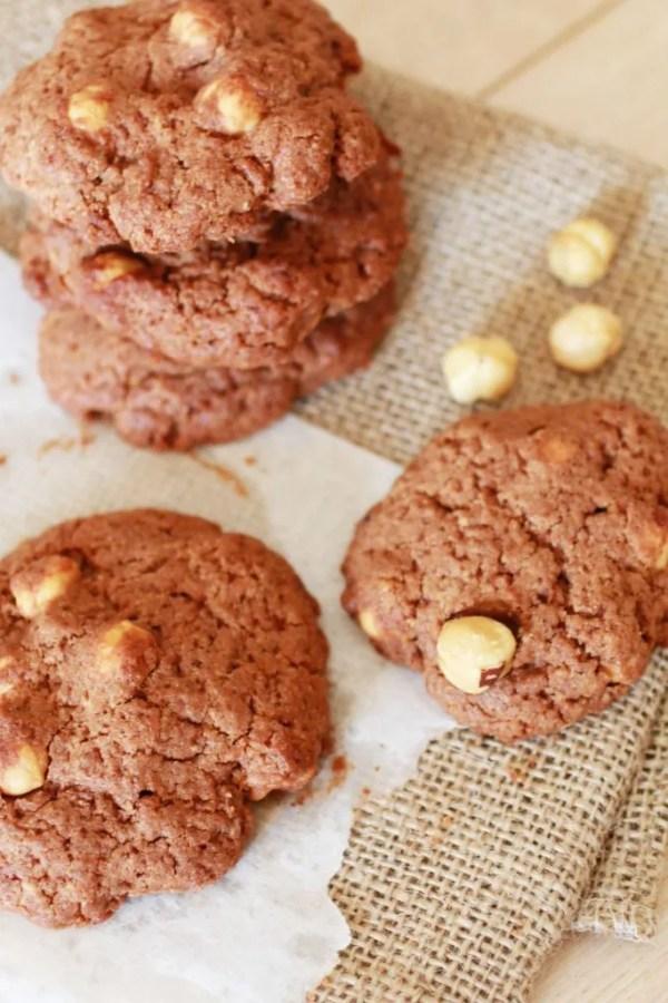 Biscotti con nocciole_Dolce Senza Zucchero (2)