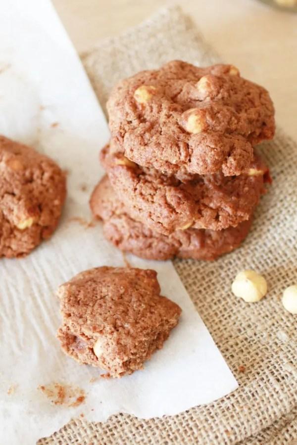 Biscotti con nocciole_Dolce Senza Zucchero (4)