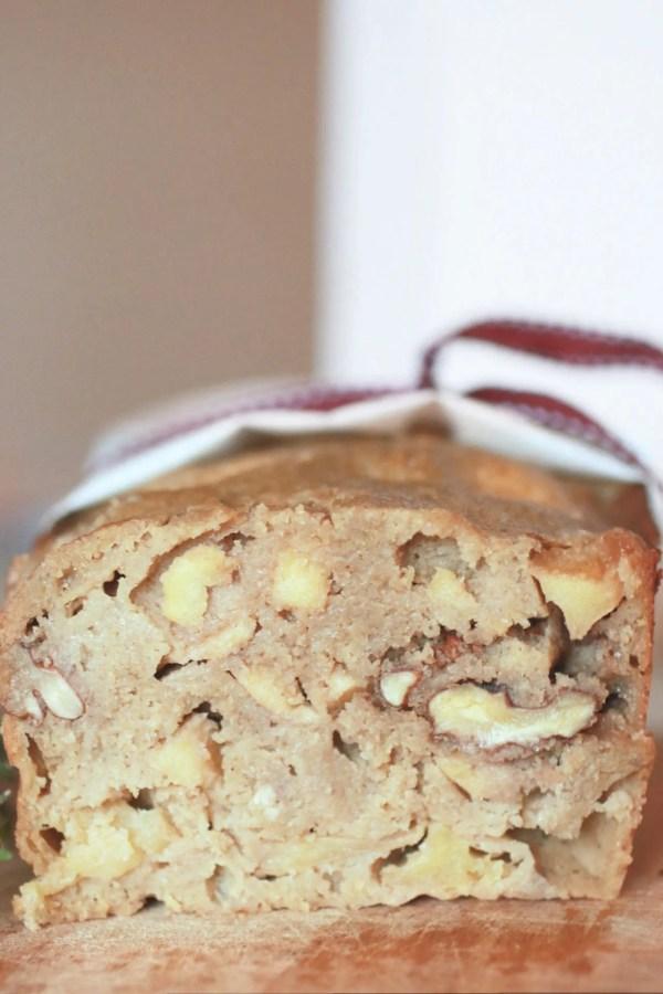 Pan di Mele Dolce Senza Zucchero_2