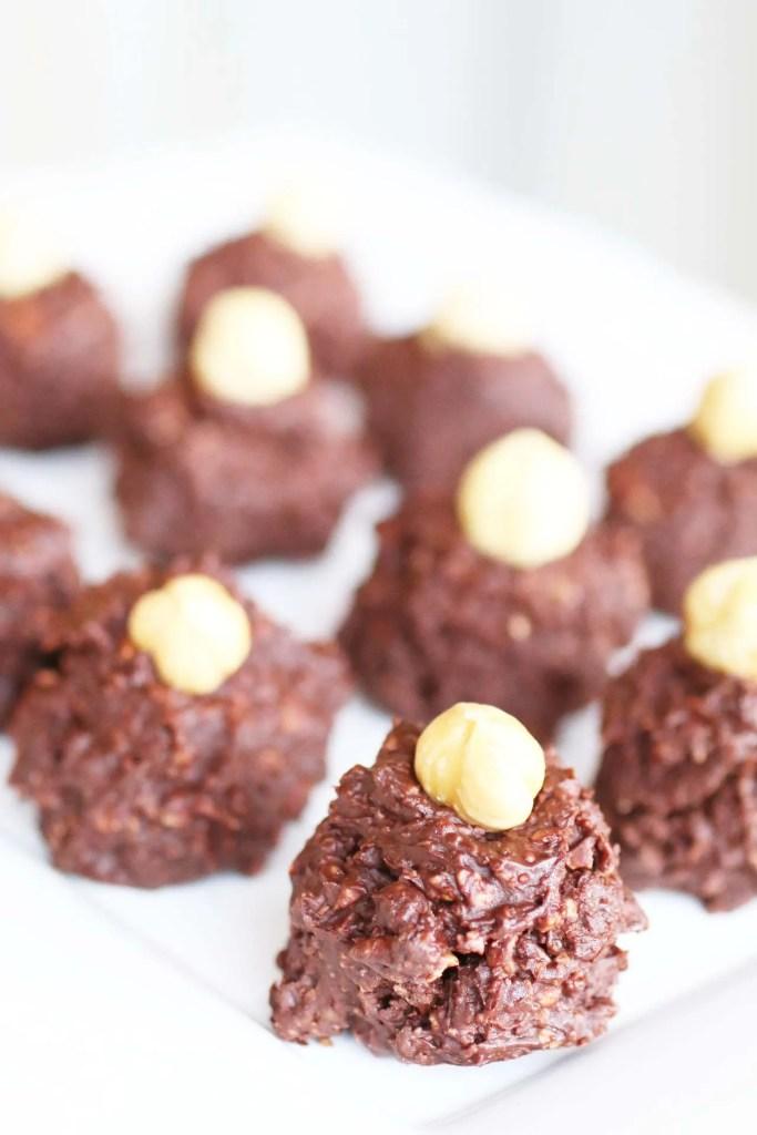 Cioccolatini Baci Senza Zucchero