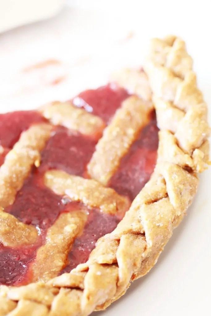 Crostata Senza Burro a Basso Indice Glicemico (2)