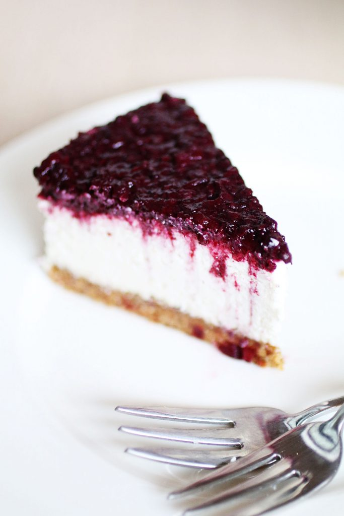Cheesecake Senza Cottura e Senza Latticini (10)