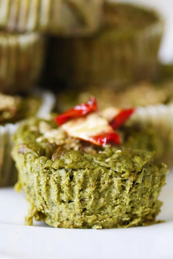 Muffin Salati Senza Glutine alle Verdure