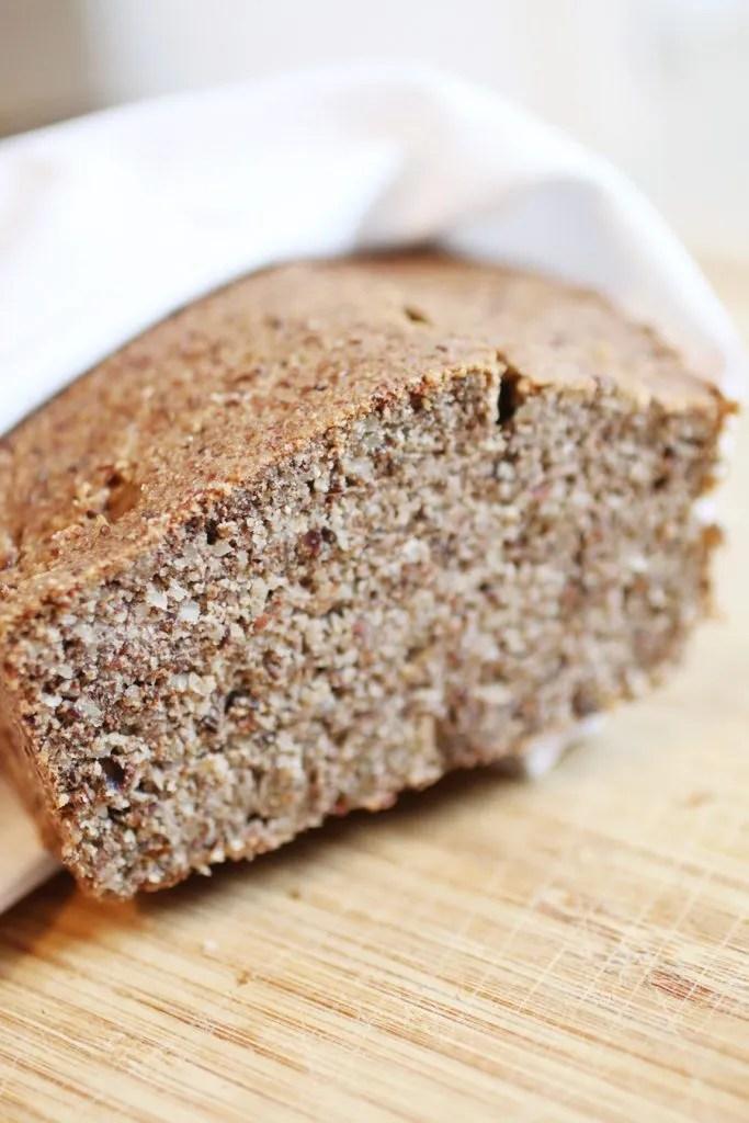 Pane morbido senza glutine e senza farine (pane di Luca) (2)