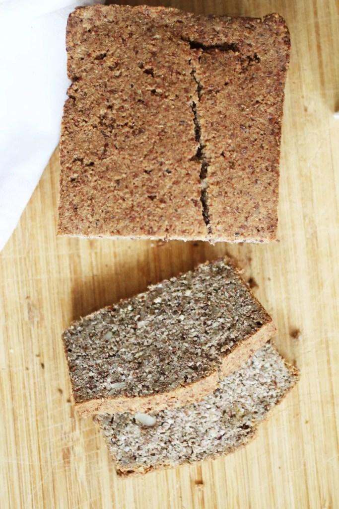 Pane morbido senza glutine e senza farine (pane di Luca) (8)