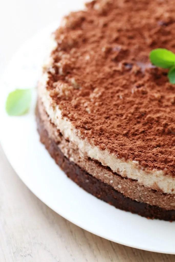 Torta Tiramisù Senza Zucchero e Senza Glutine (3)