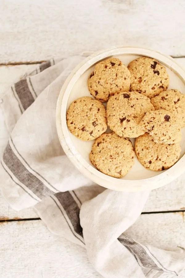 Biscotti con Farina di Sorgo e Cocco