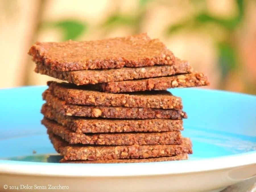 Biscotti secchi mandorle, cacao e stevia (1)