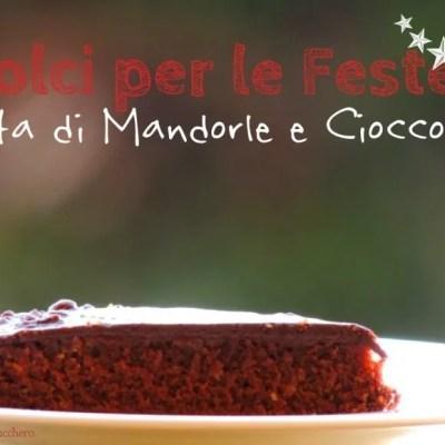 Torta Mandorle e Cioccolato paleo