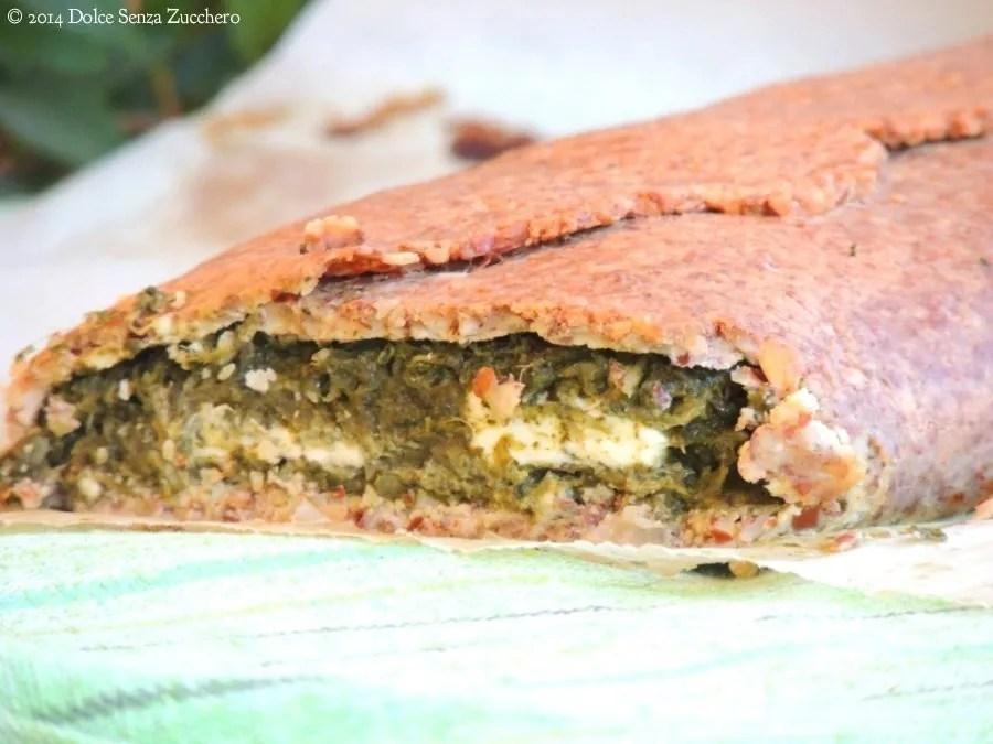 Strudel Salato Verdure Verdi e Caprino (7)