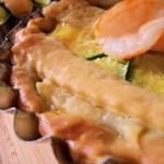 Tartellette di briseè con zucchine e gamberi!!