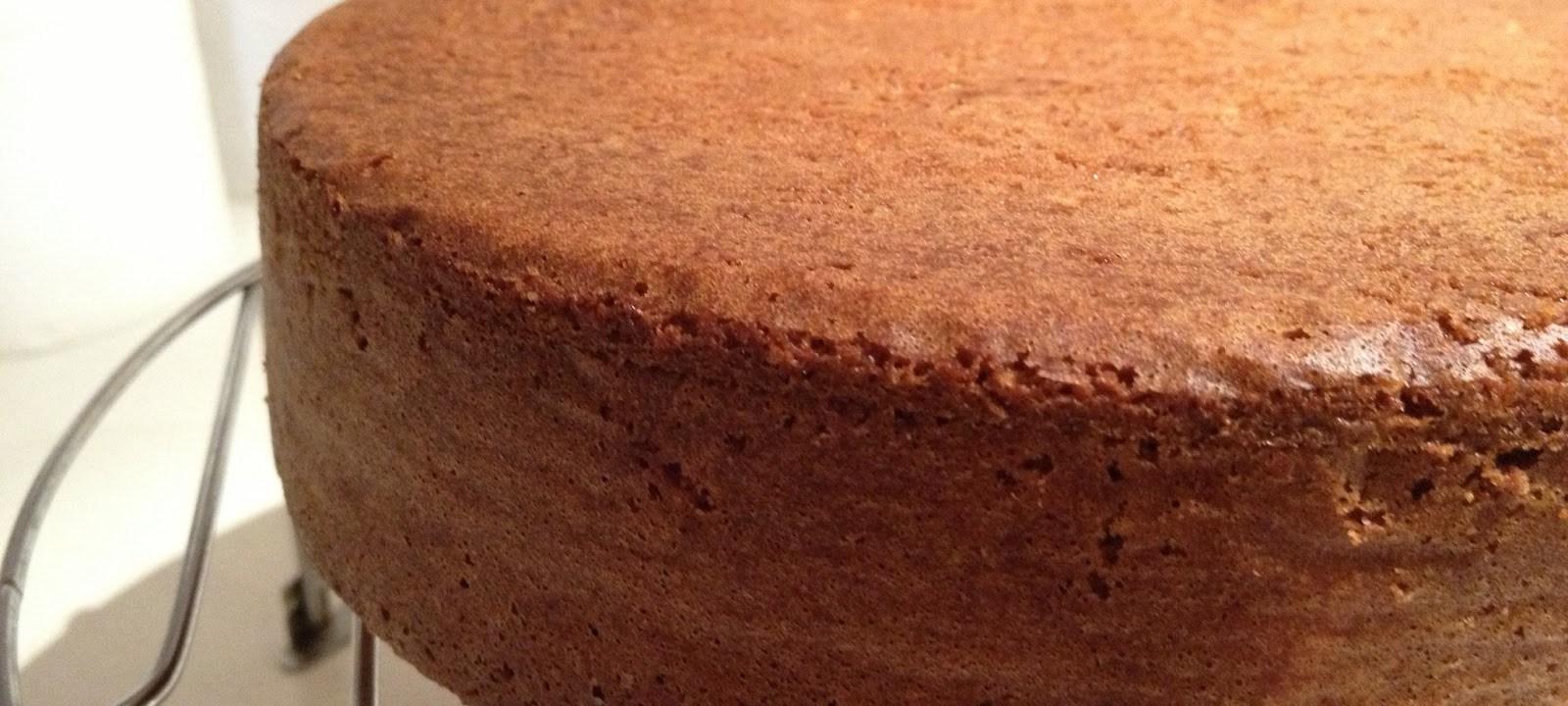 Uno sponge cake a mezzanotte