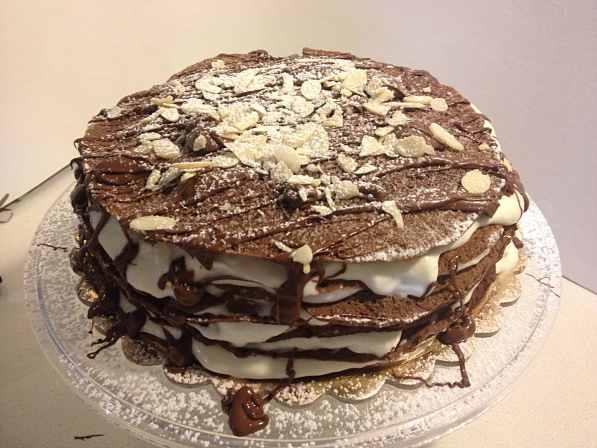 Torta crepes GF 2