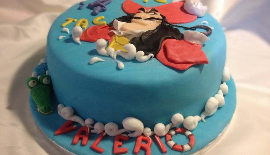 hook cake