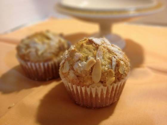 Muffin applesauce 2