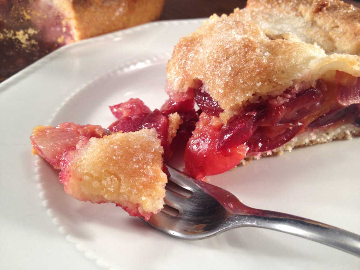 Cherry Pie senza glutine