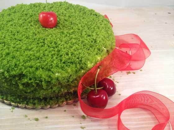 Green cake 3