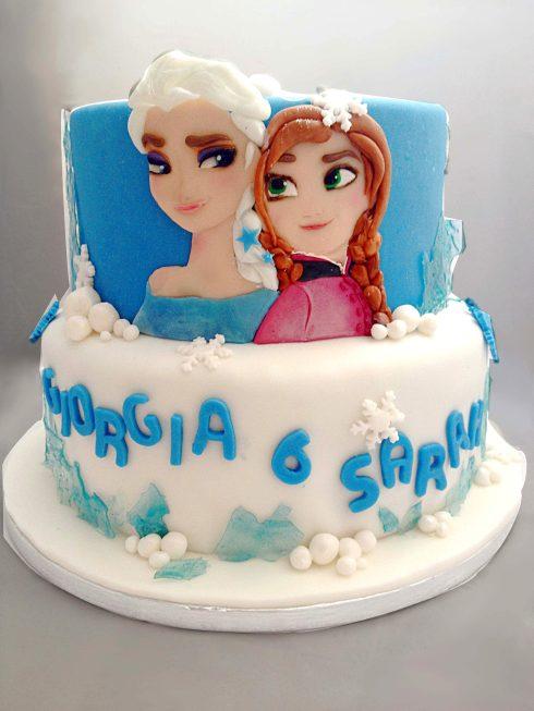 Elsa e Anna 1