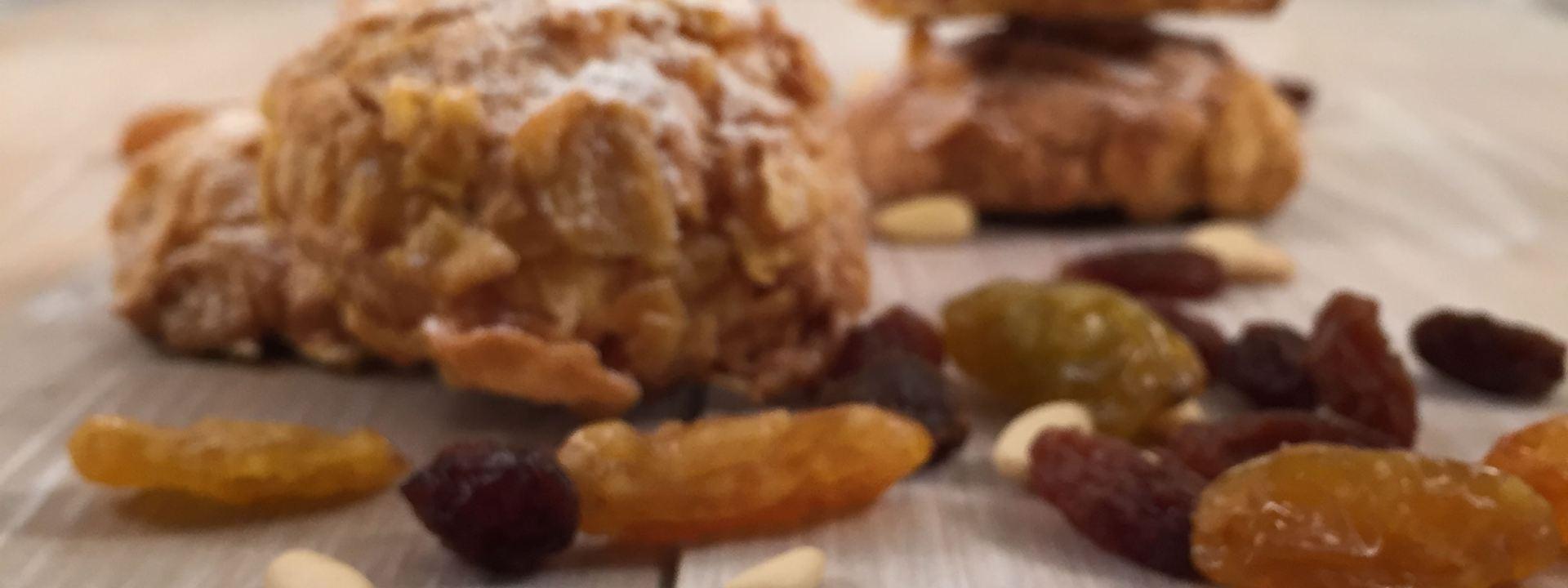Biscotti con i cornflakes