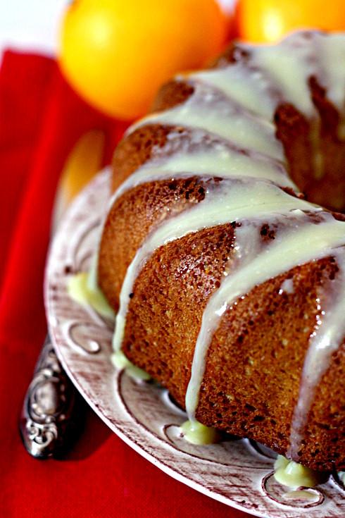 _Orange cake 1