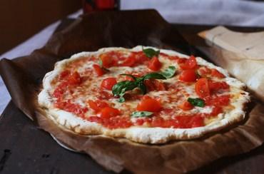 Pizza al piatto senza glutine per MTC n58
