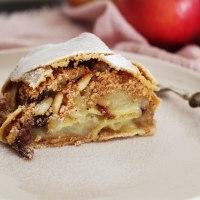 Strudel di mele senza glutine