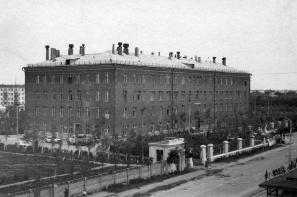 ок.1965 - Долгопрудненская городская больница — Фотоальбом