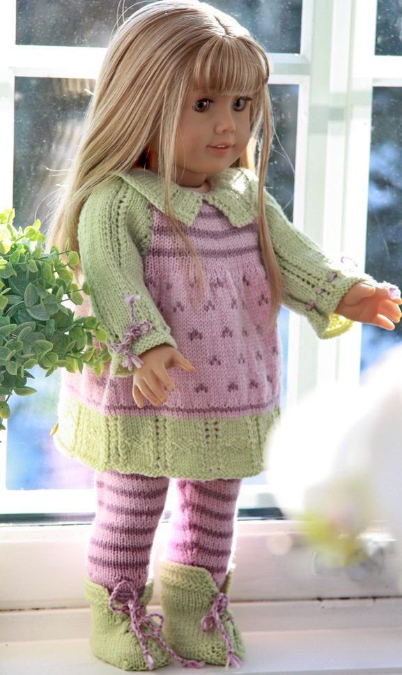 18 DOLL CLOTHES FREE PATTERNS Free Patterns