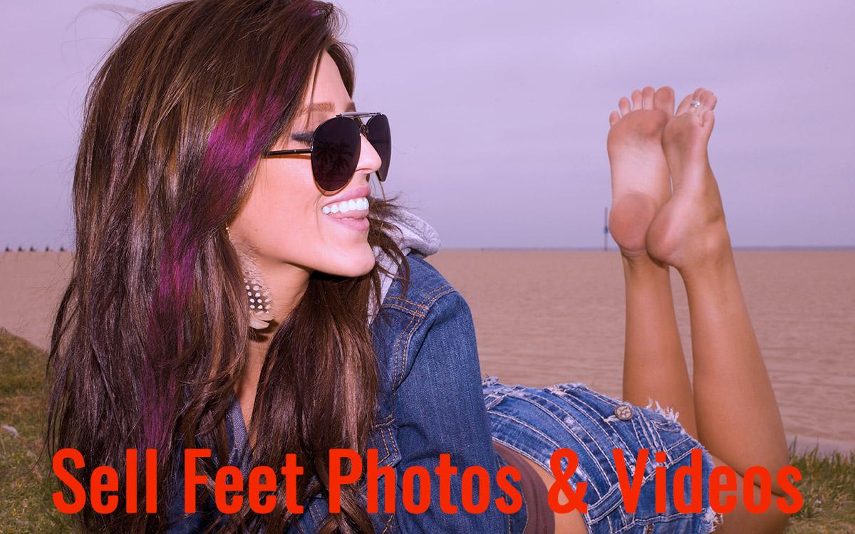 Sell Feet Vids Online
