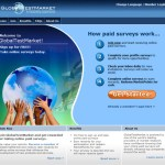 GlobalTestMarket Best Paid Survey Rewarding