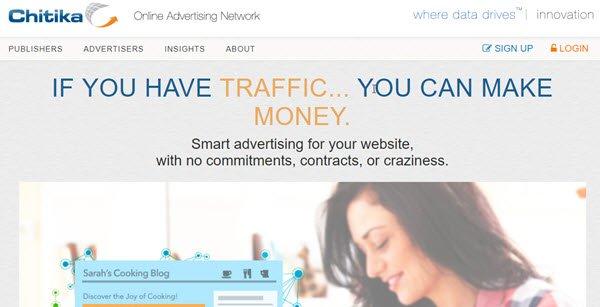 Chitika PPC Ad Networks